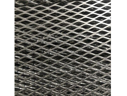 Architectural Steel Plate Mesh