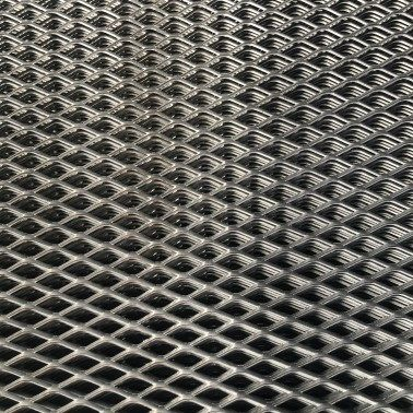 1/2 #13 flat expanded metal