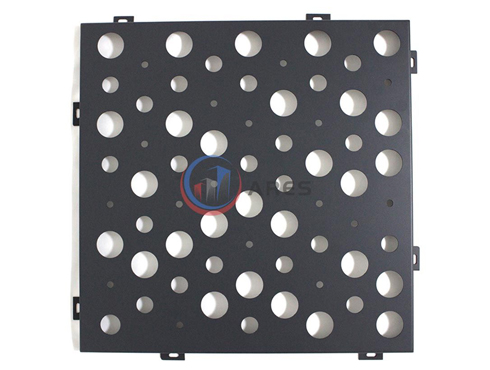 Introduction to Perforated Metal Sheet