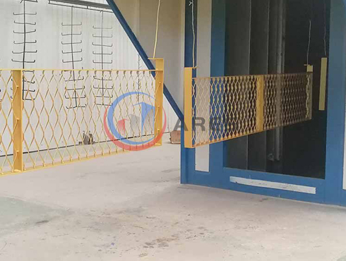 Why Choose Metal Safety Netting?